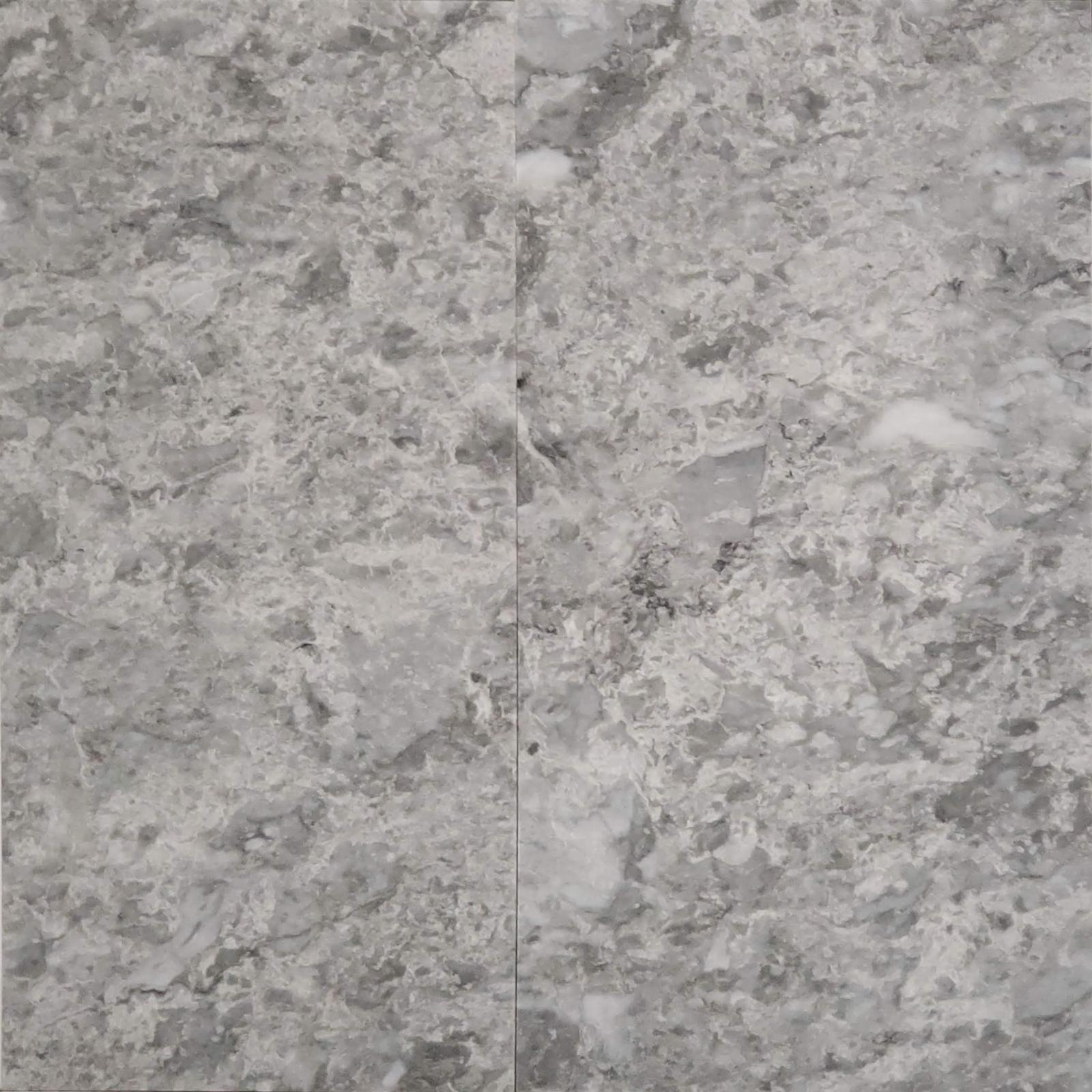 12x24 Chelsea Grey Marble Polished Tile