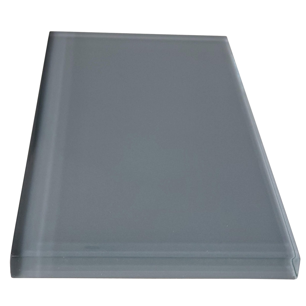 3x6 Ocean Grey Gl Tile Subway